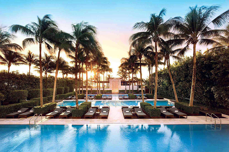 Hotel Miami Beach Florida Luxury 5 Sterne Star Hotels