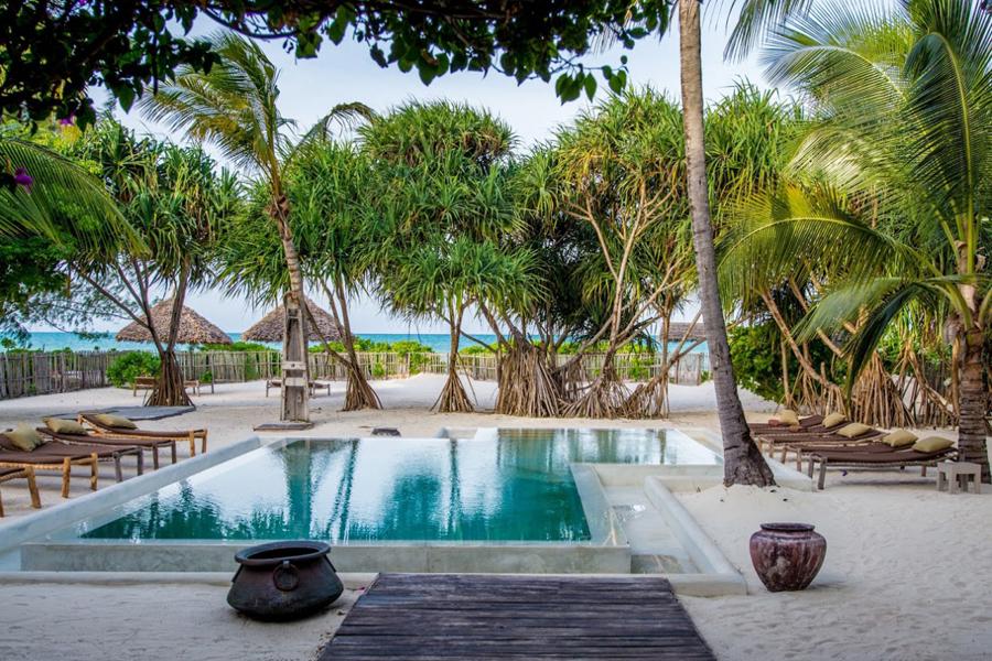 Hotel Uzuri Villa Zanzibar Jambiani Tanzania Boutique East Coast