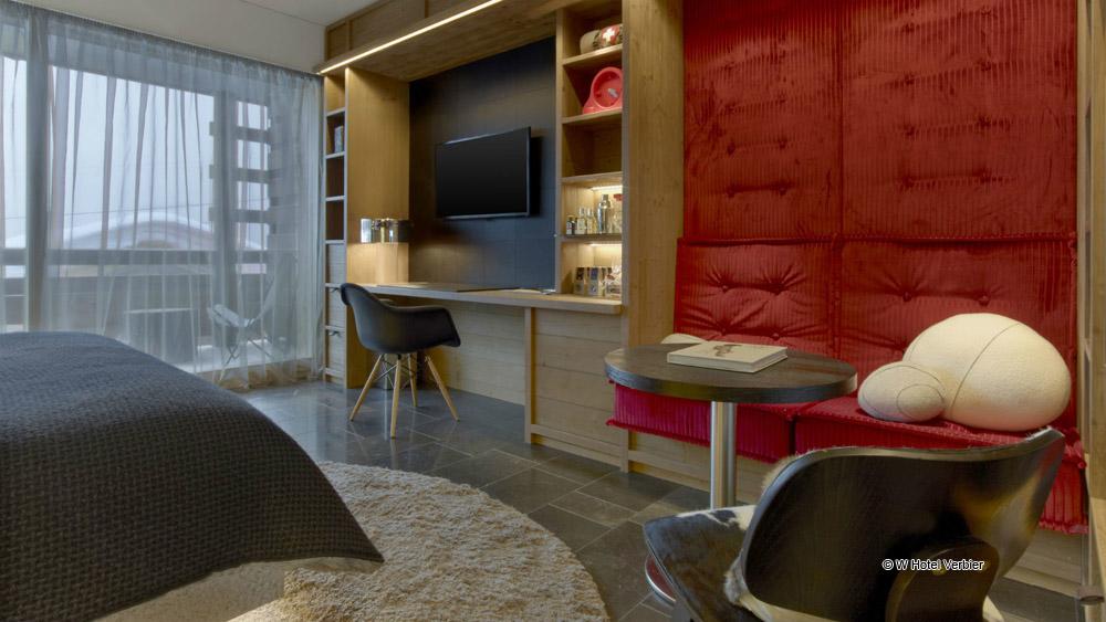 W Resort Verbier Schweiz Hotel Switzerland Luxury 5 Star