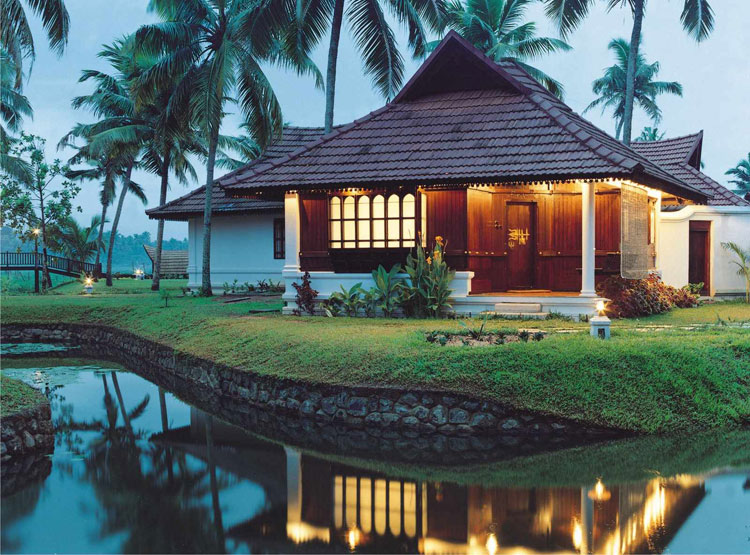 Arakom Lake Resort Kerala Hotel Luxury India Luxushotel Inn