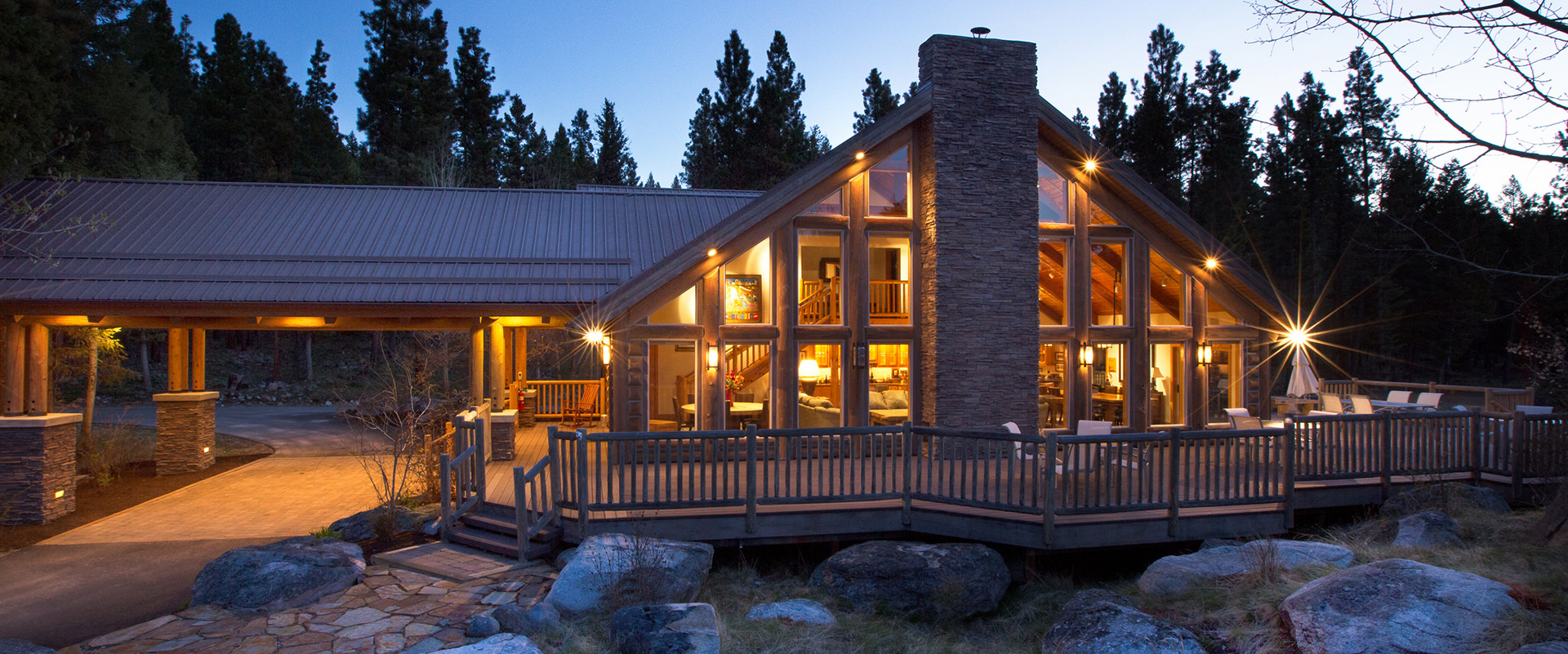 Triple creek ranch hotel montana