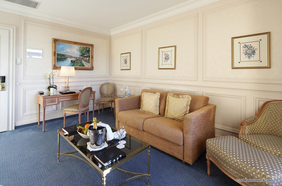 Hotel Le Mirador Mont Pelerin 5 Sterne Schweiz Luxury